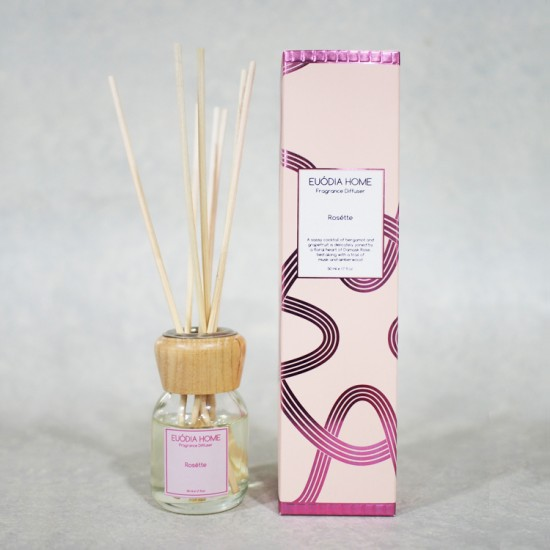Rosétte Fragrance Diffuser 50 ml